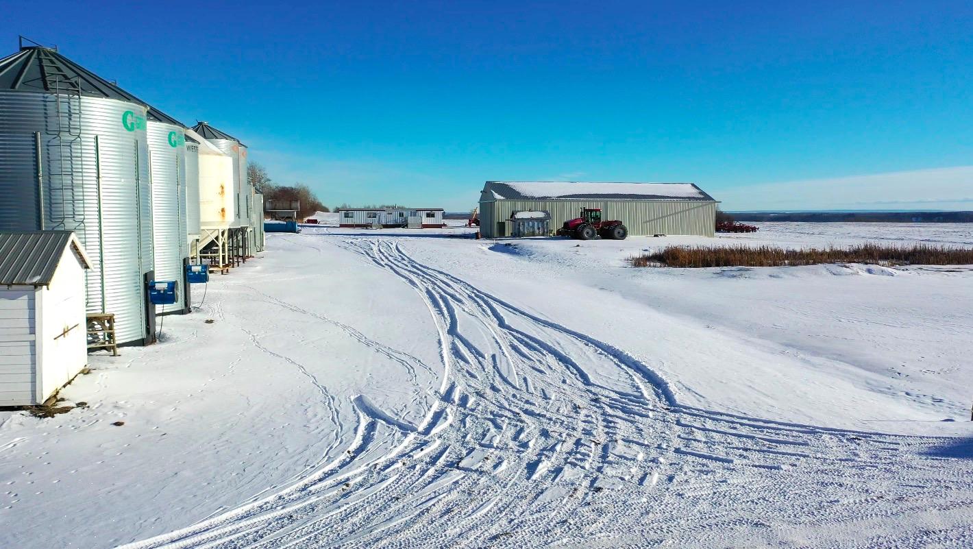 Fort st john grain farm 090