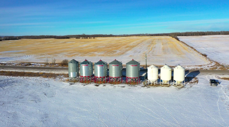 Fort st john grain farm 105