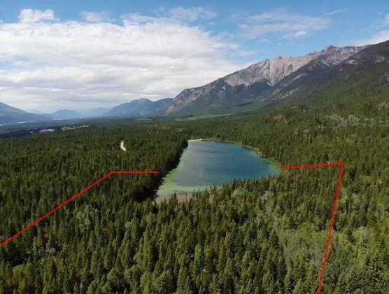Scenic Lakefront Acreage - Radium Hot Springs, BC