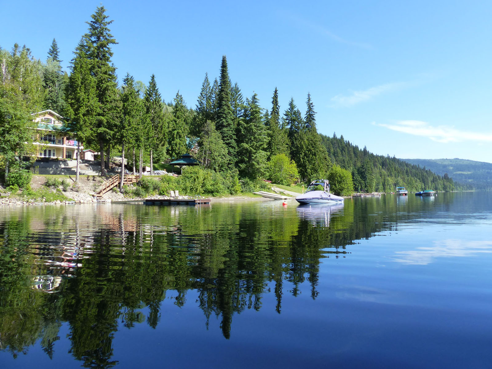 East barrier lake 06