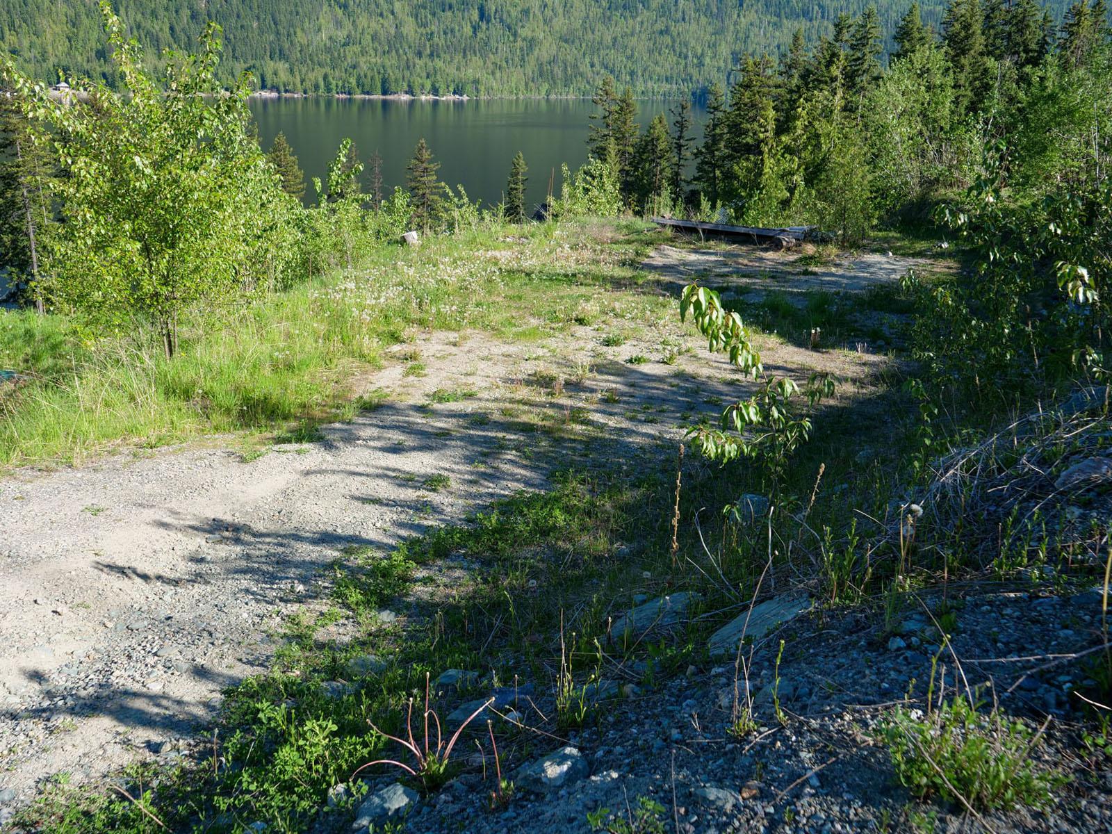 East barrier lake 18
