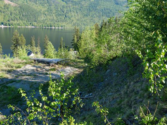 Thumb east barrier lake 19