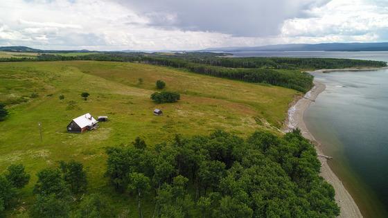313 Acre Farmland on Ootsa Lakeshore - Wistaria, BC