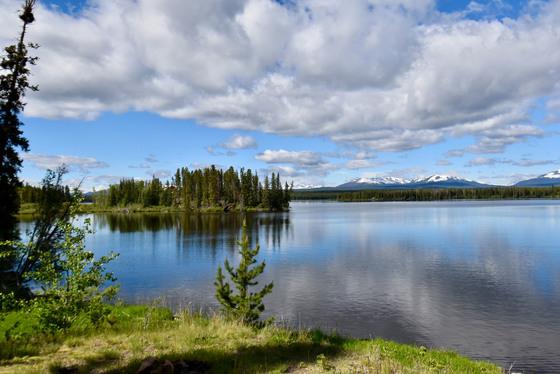 Vagabond RV Park and Resort - Nimpo Lake - Cariboo Chilcotin