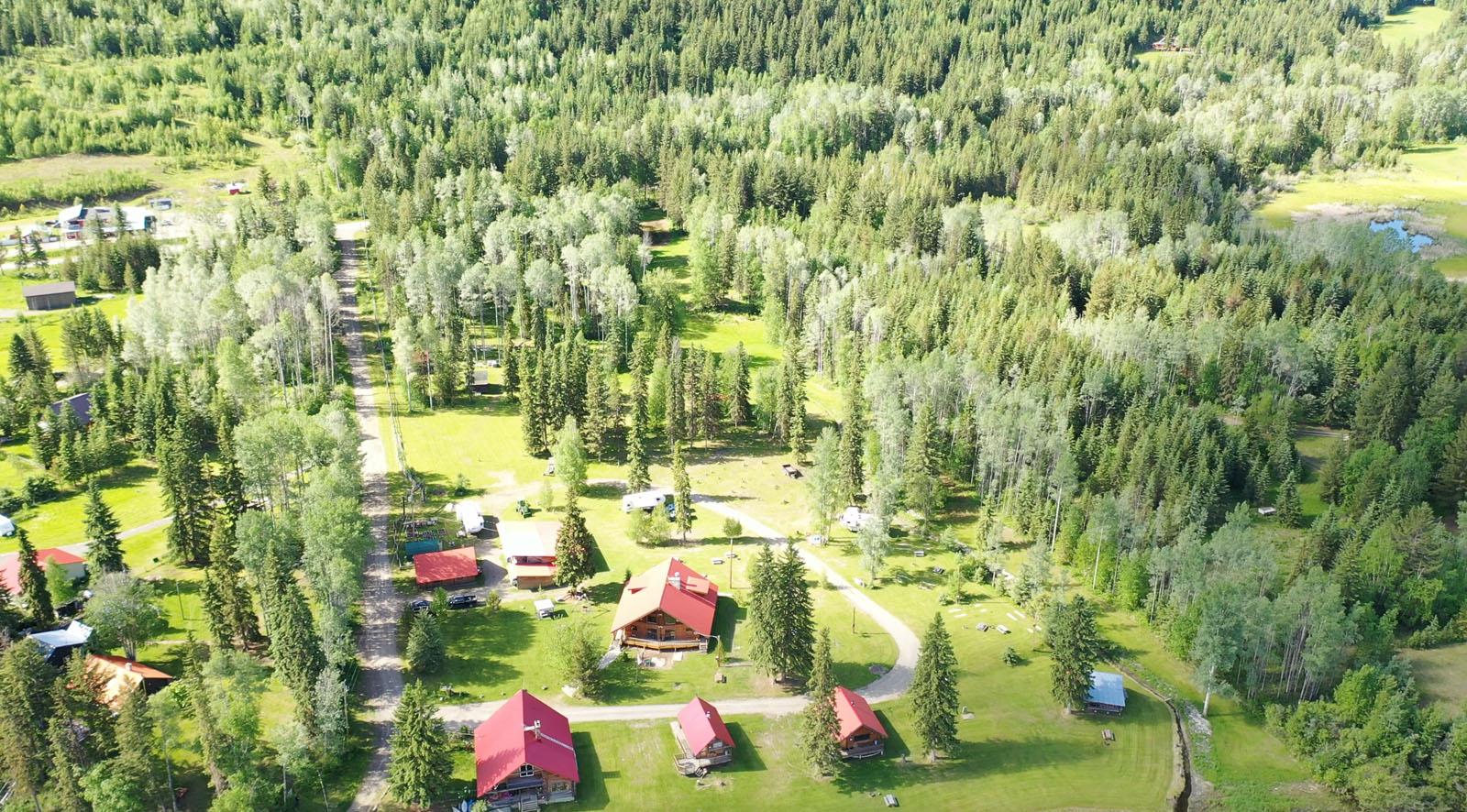 Canim lake resort 04