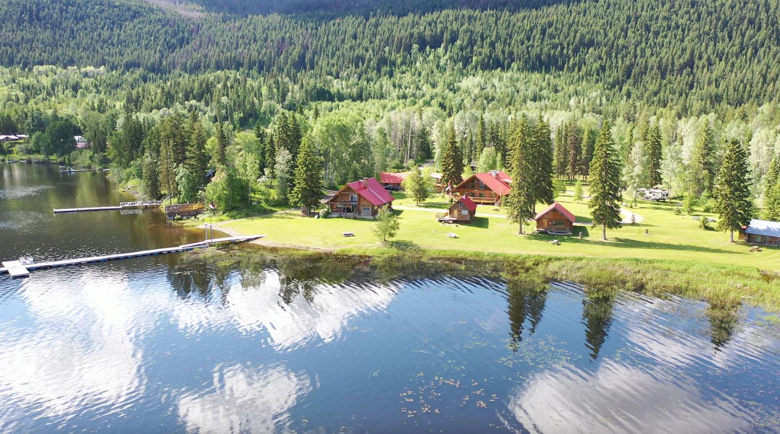 Canim lake resort 12