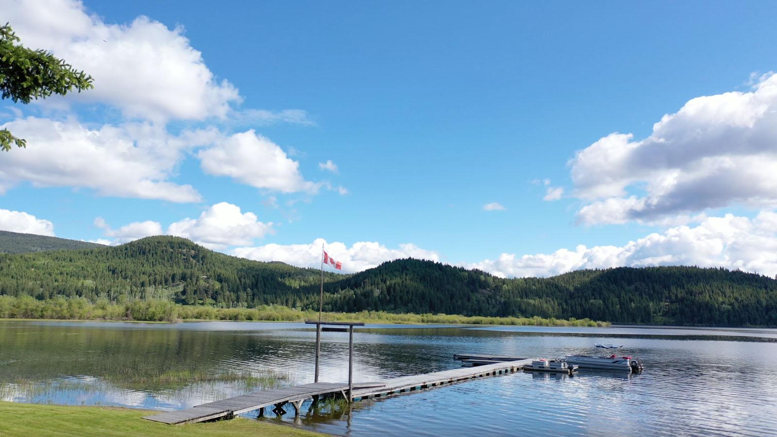 Canim lake resort 14