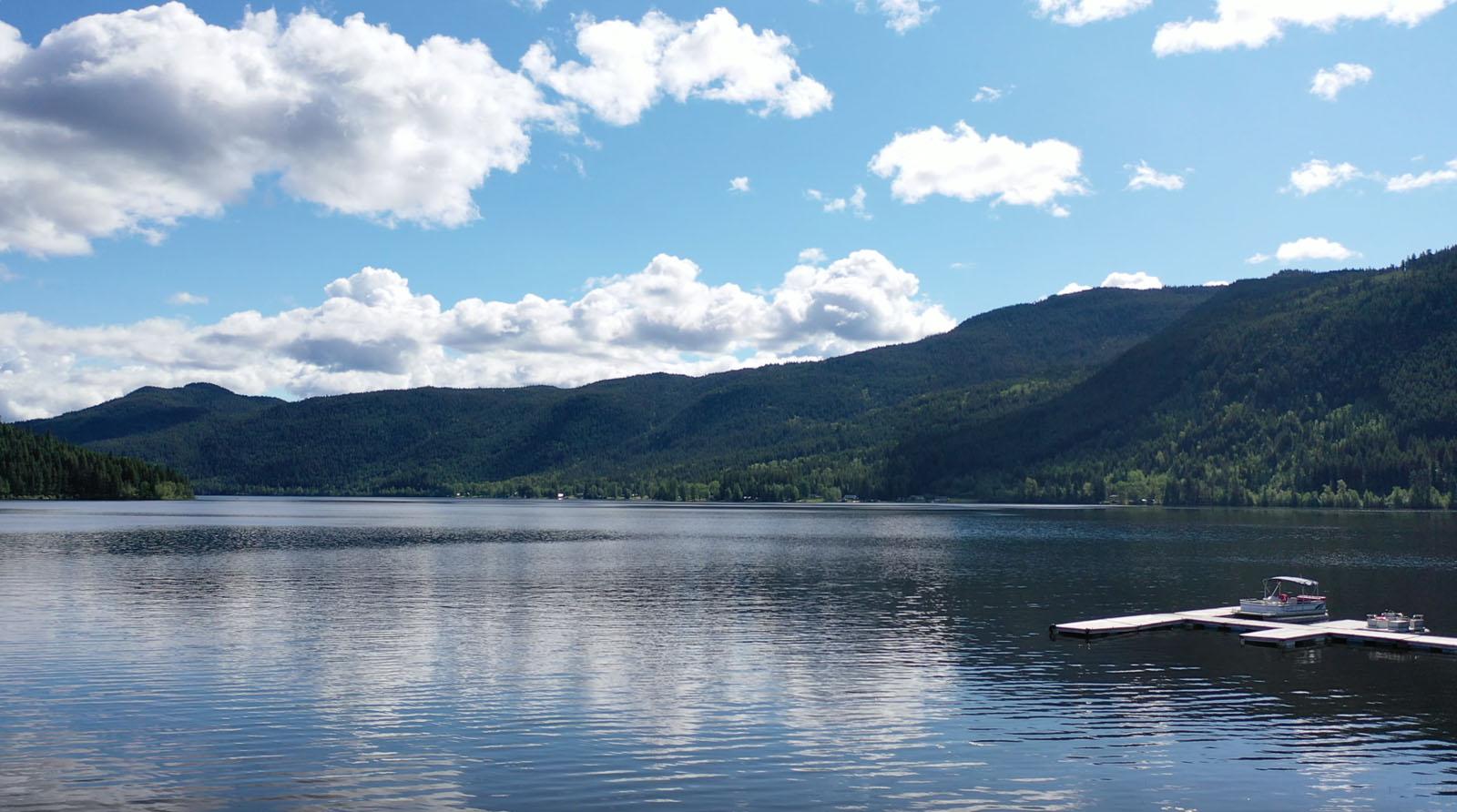 Canim lake resort 15