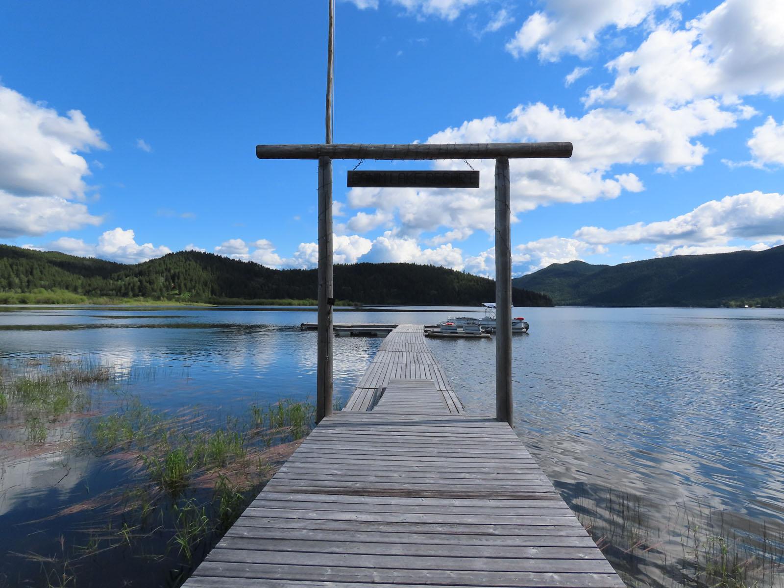 Canim lake resort 16