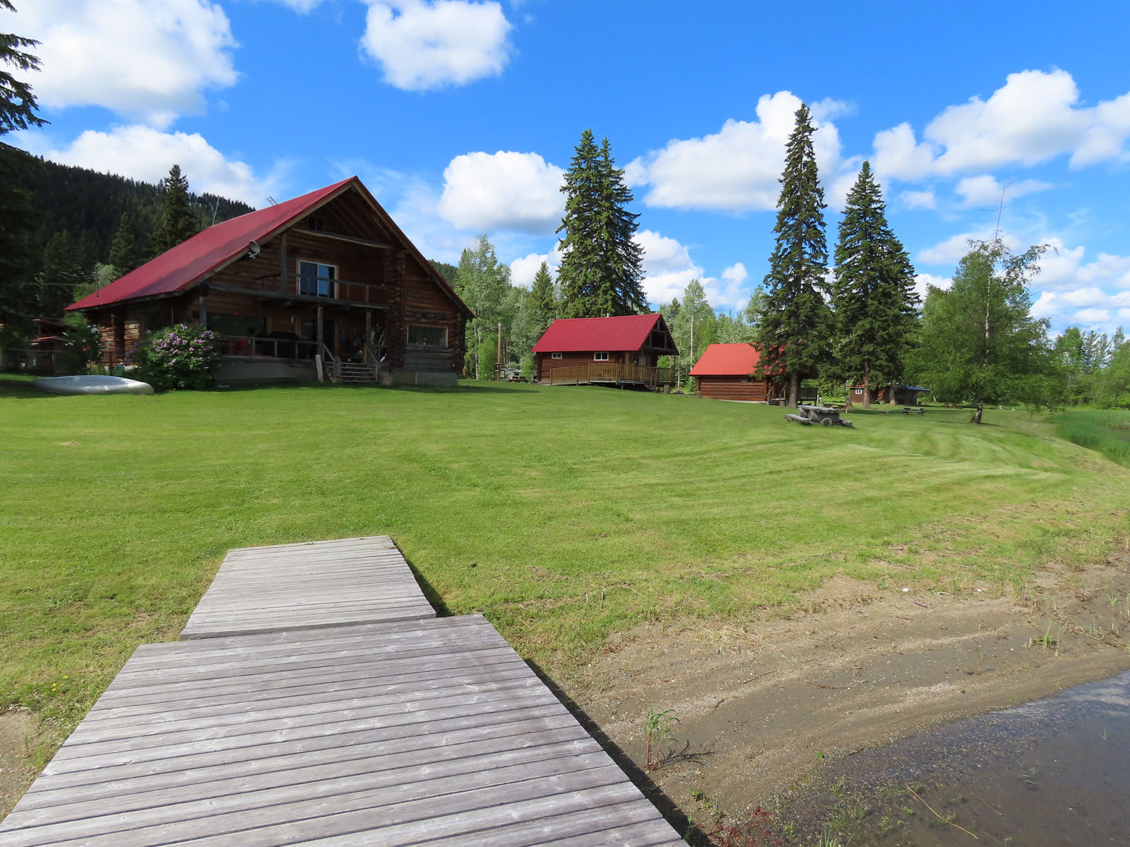 Canim lake resort 20
