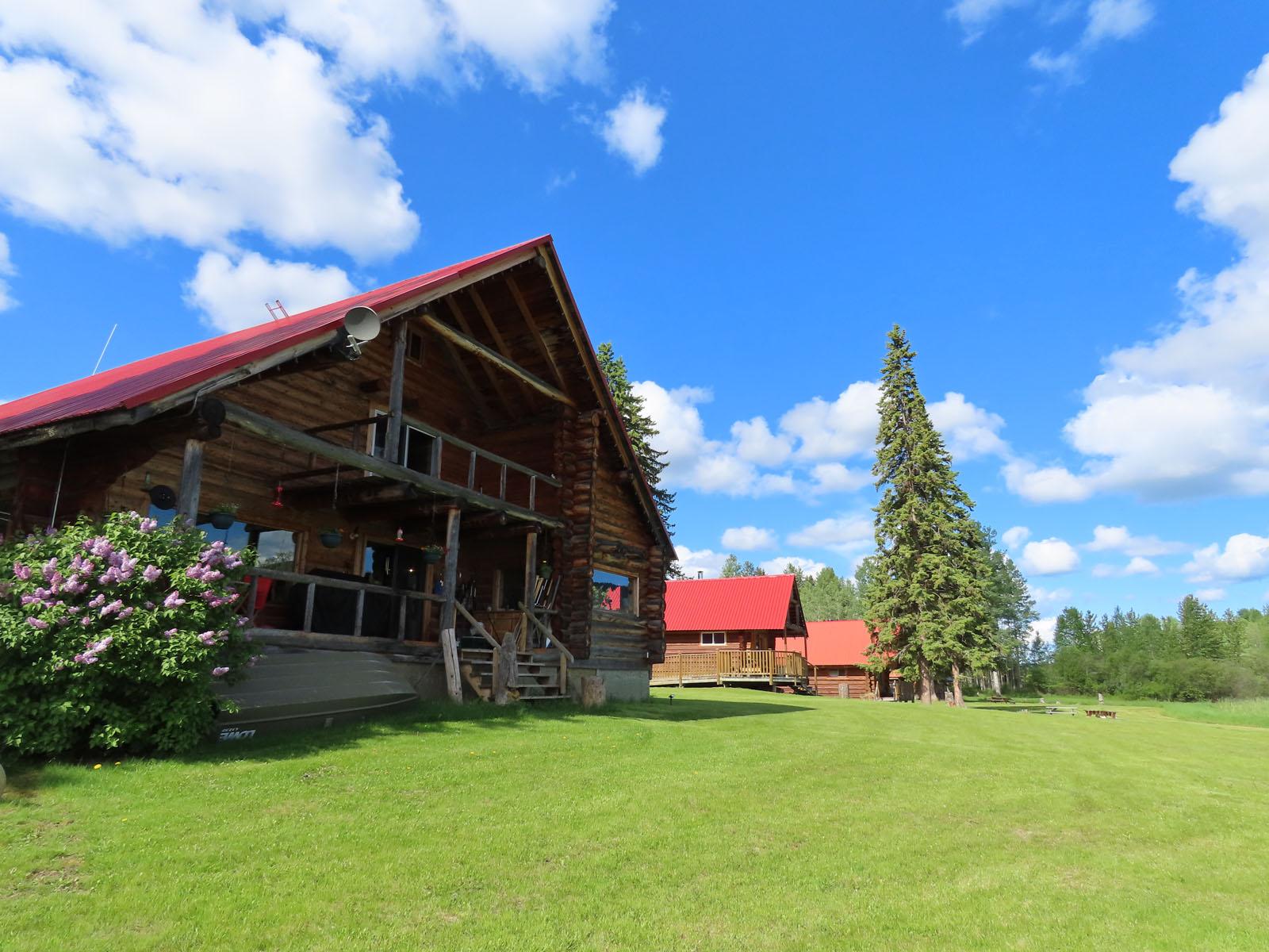 Canim lake resort 21