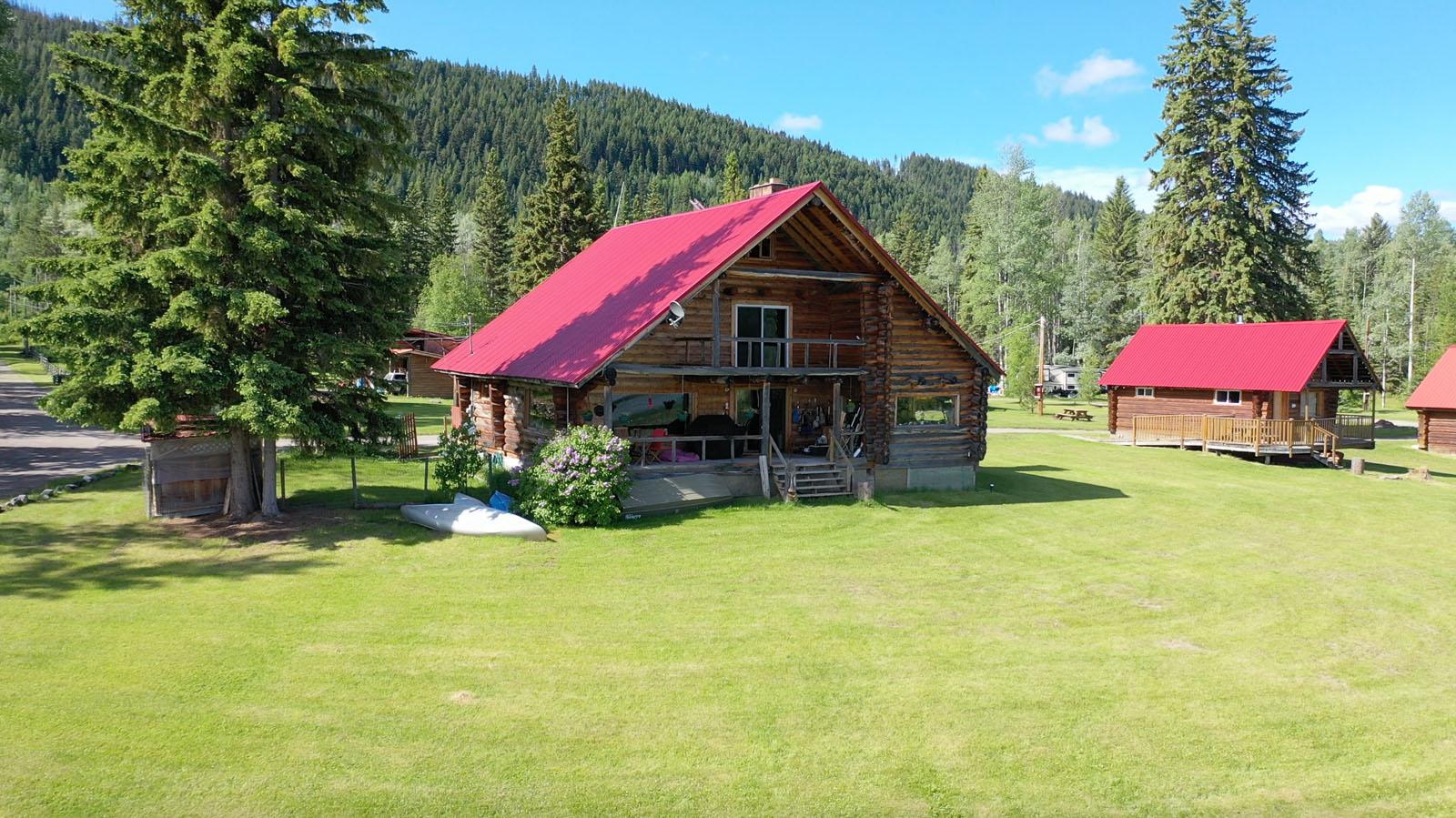 Canim lake resort 22
