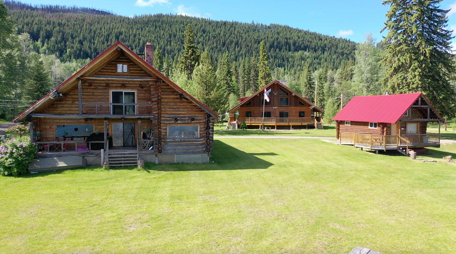 Canim lake resort 23