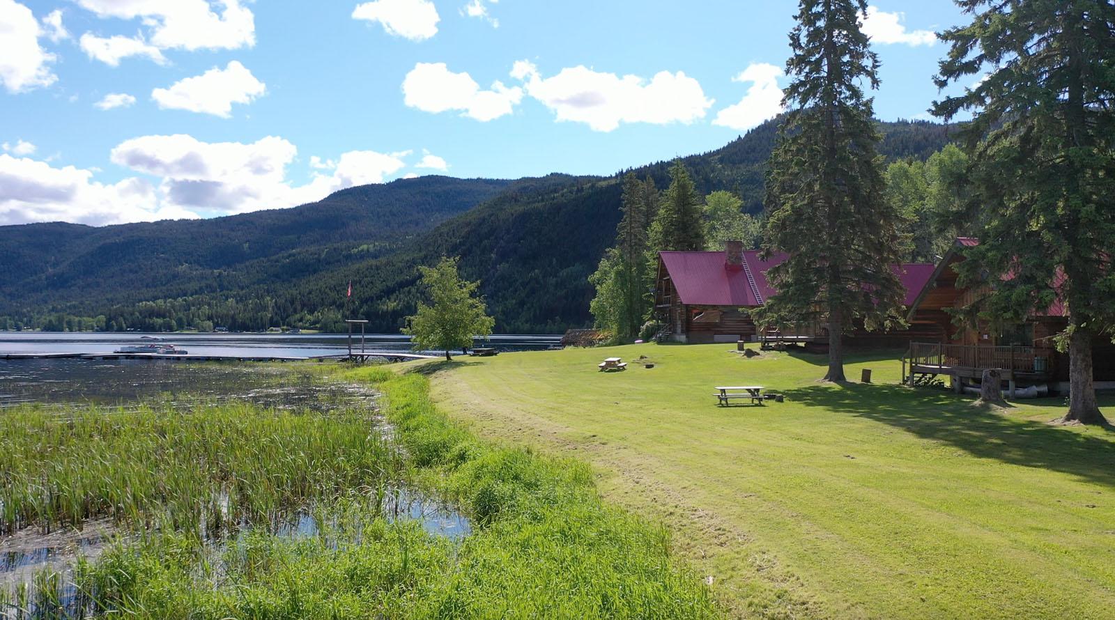 Canim lake resort 24
