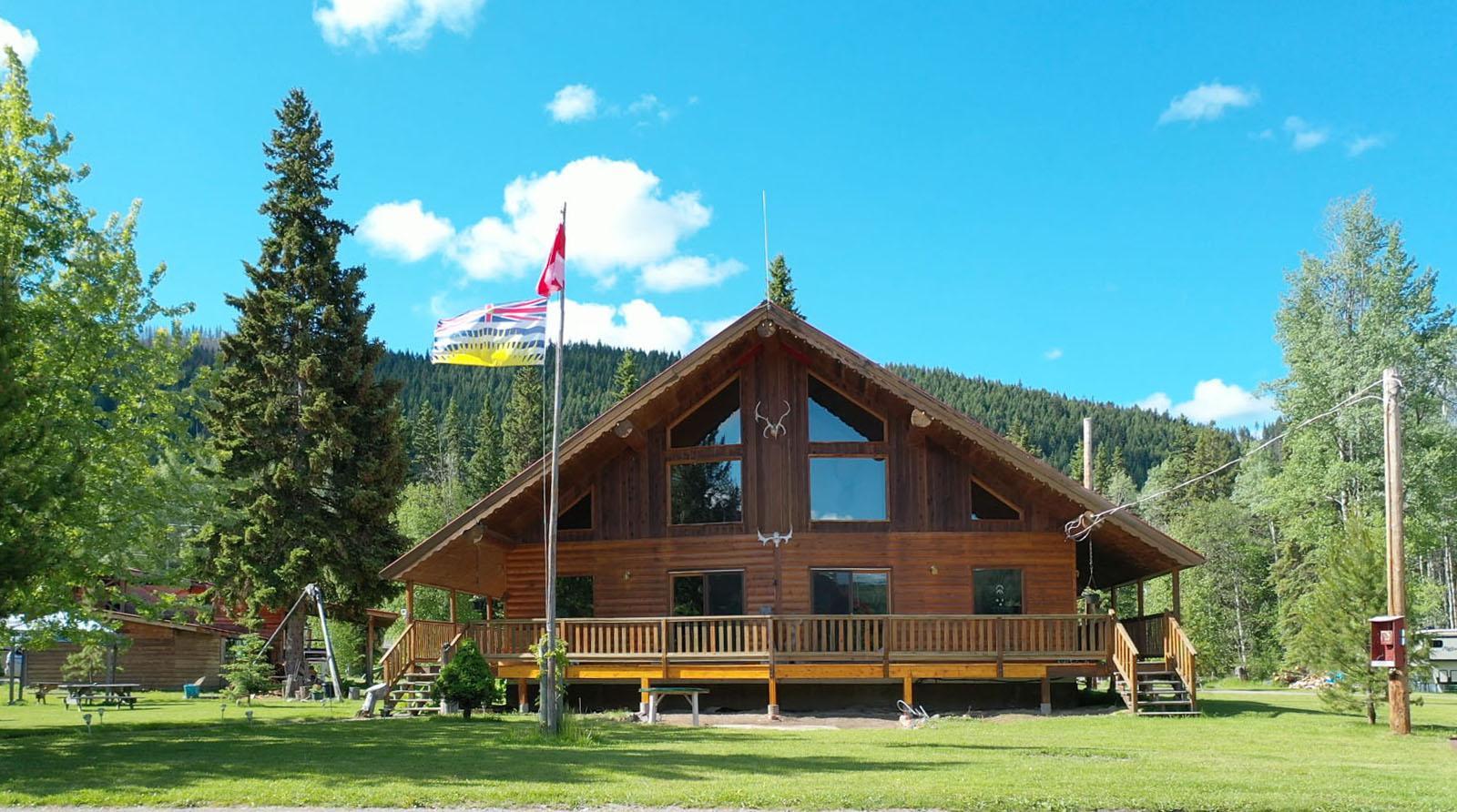 Canim lake resort 25
