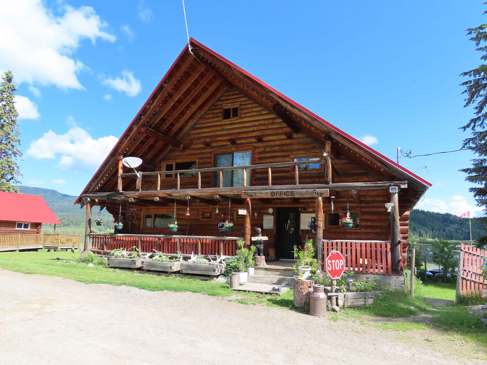 Canim lake resort 26