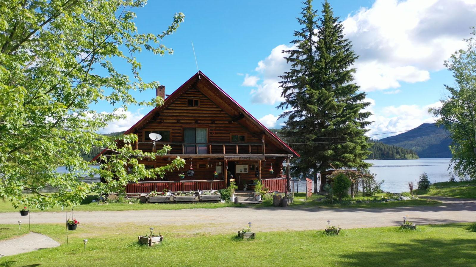 Canim lake resort 28