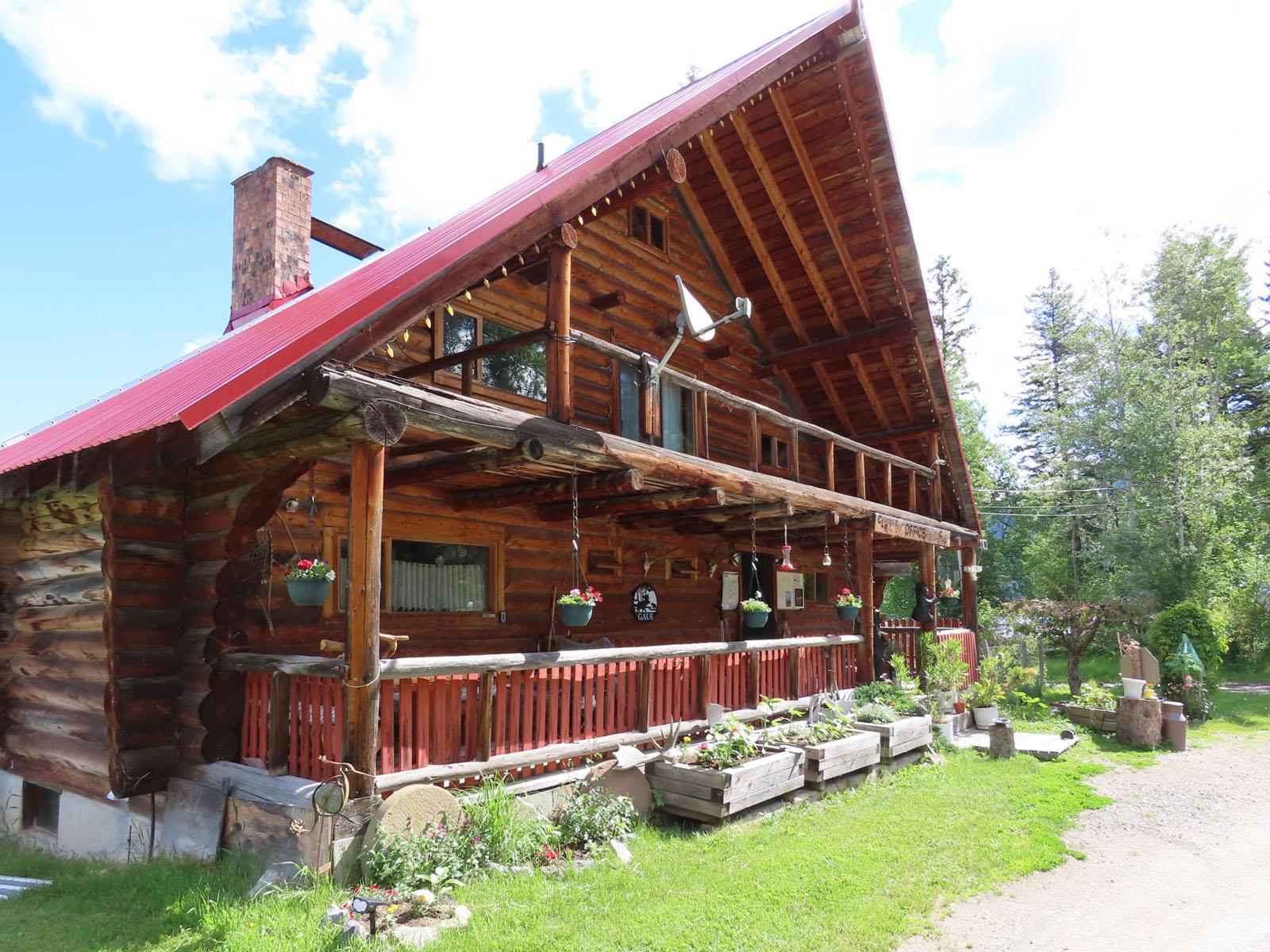 Canim lake resort 29