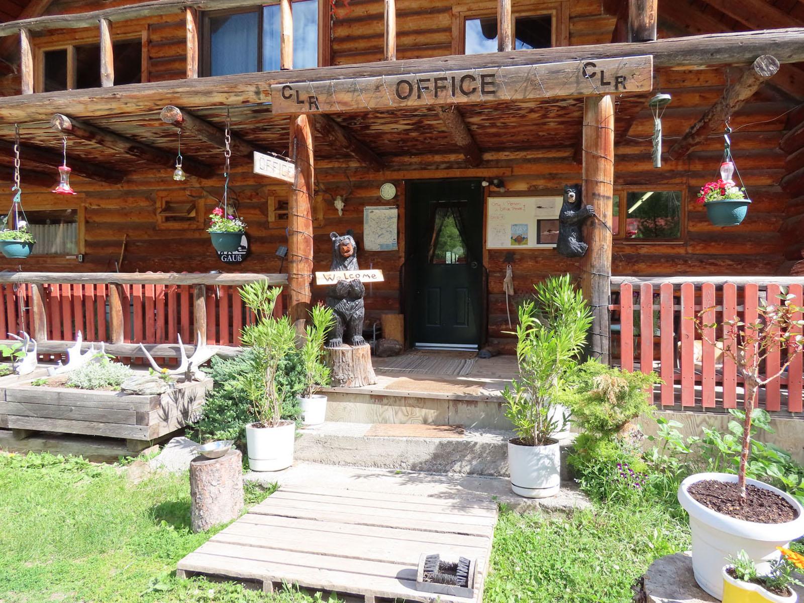 Canim lake resort 30