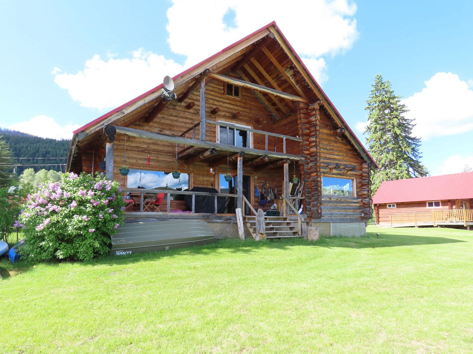 Canim lake resort 38