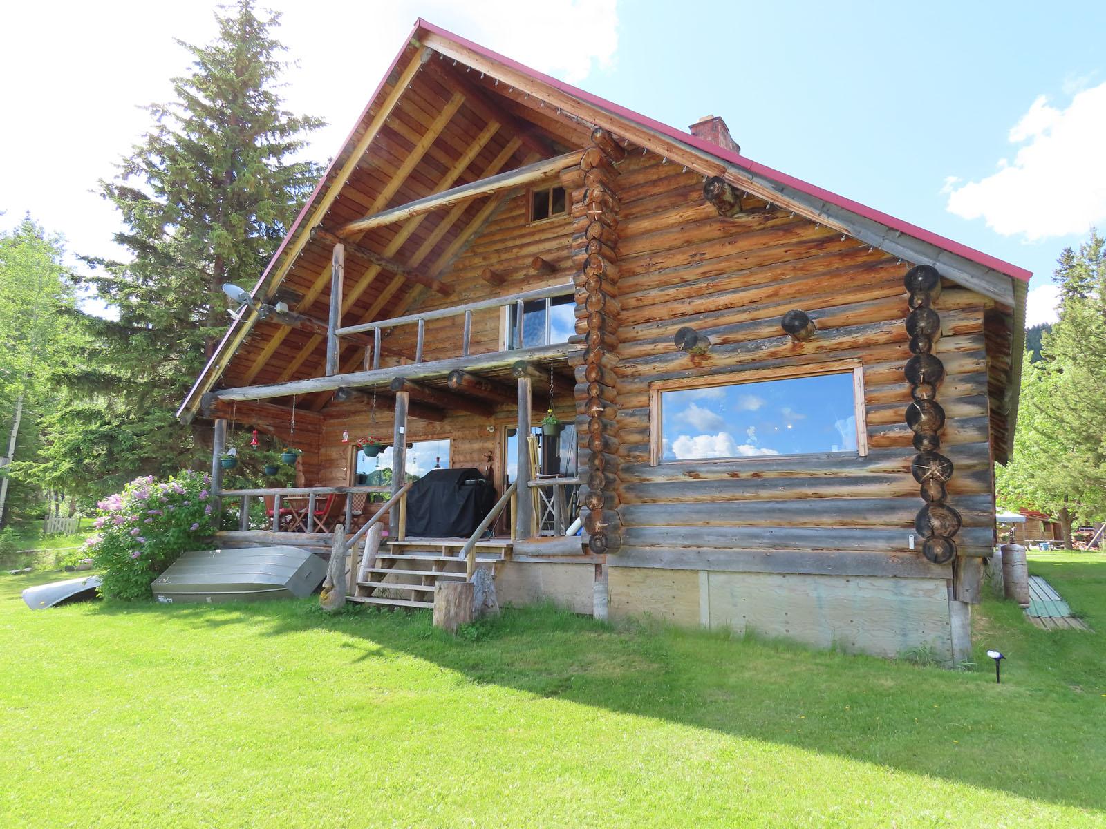 Canim lake resort 39
