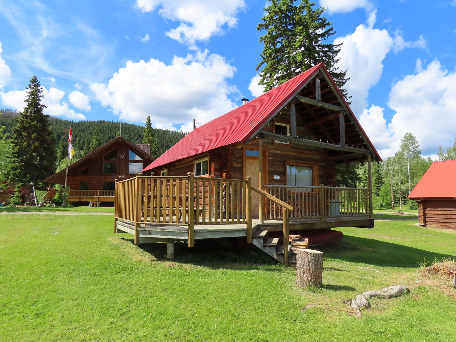Canim lake resort 40