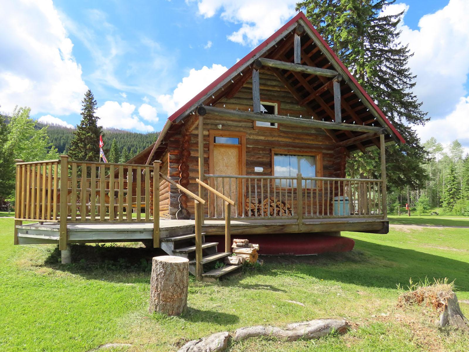 Canim lake resort 41
