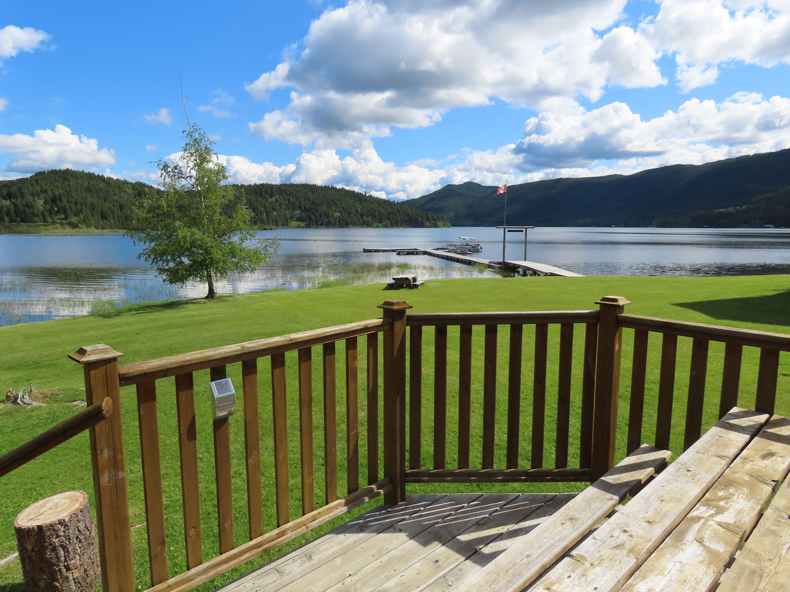 Canim lake resort 42