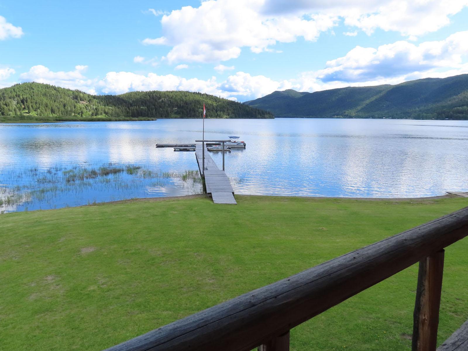 Canim lake resort 43