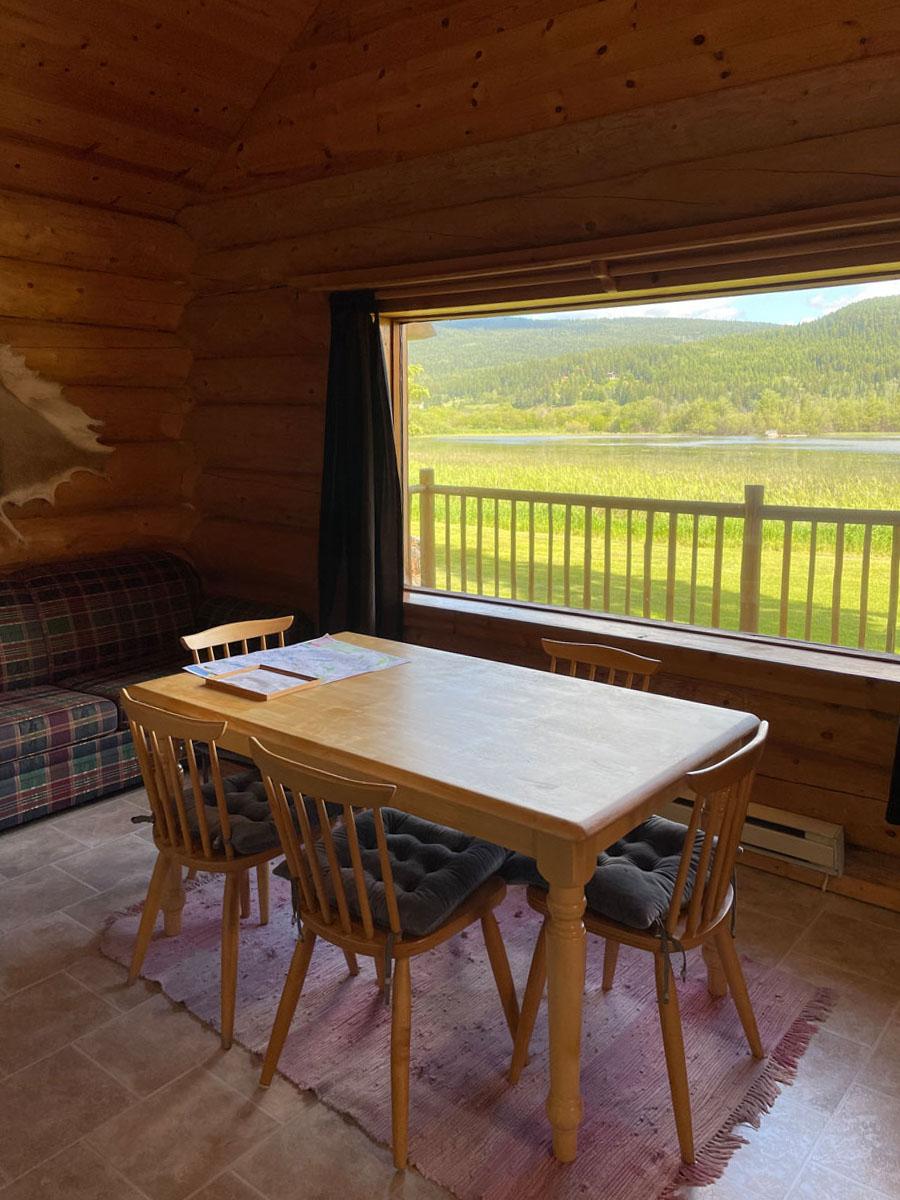 Canim lake resort 46