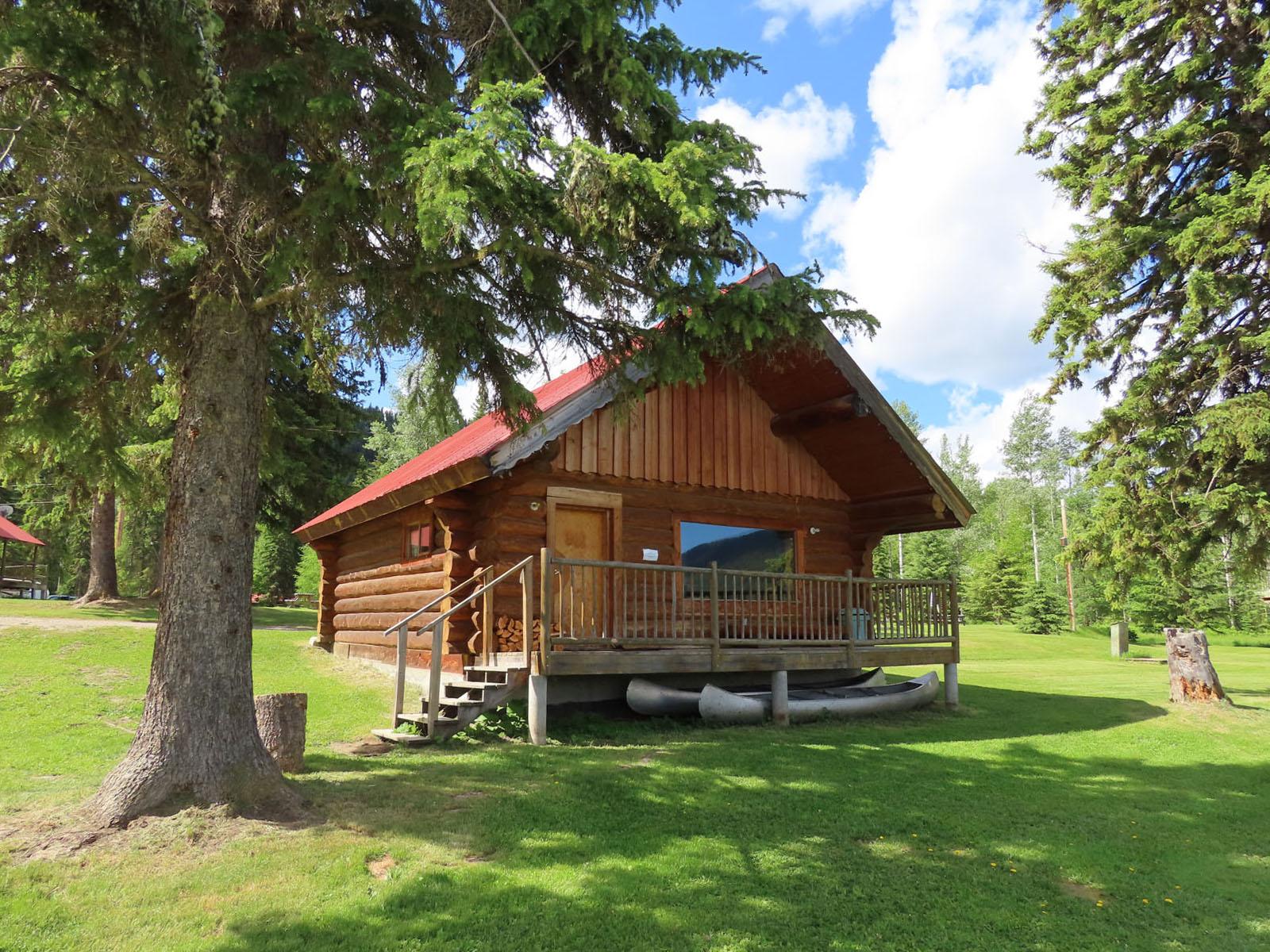 Canim lake resort 47