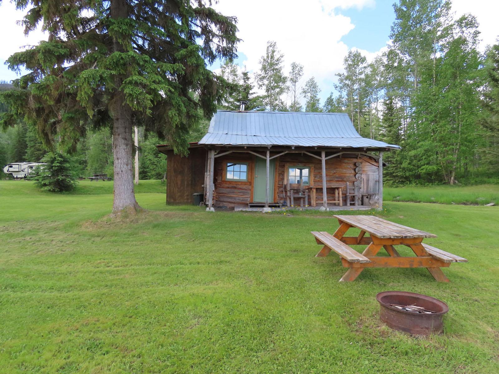 Canim lake resort 51