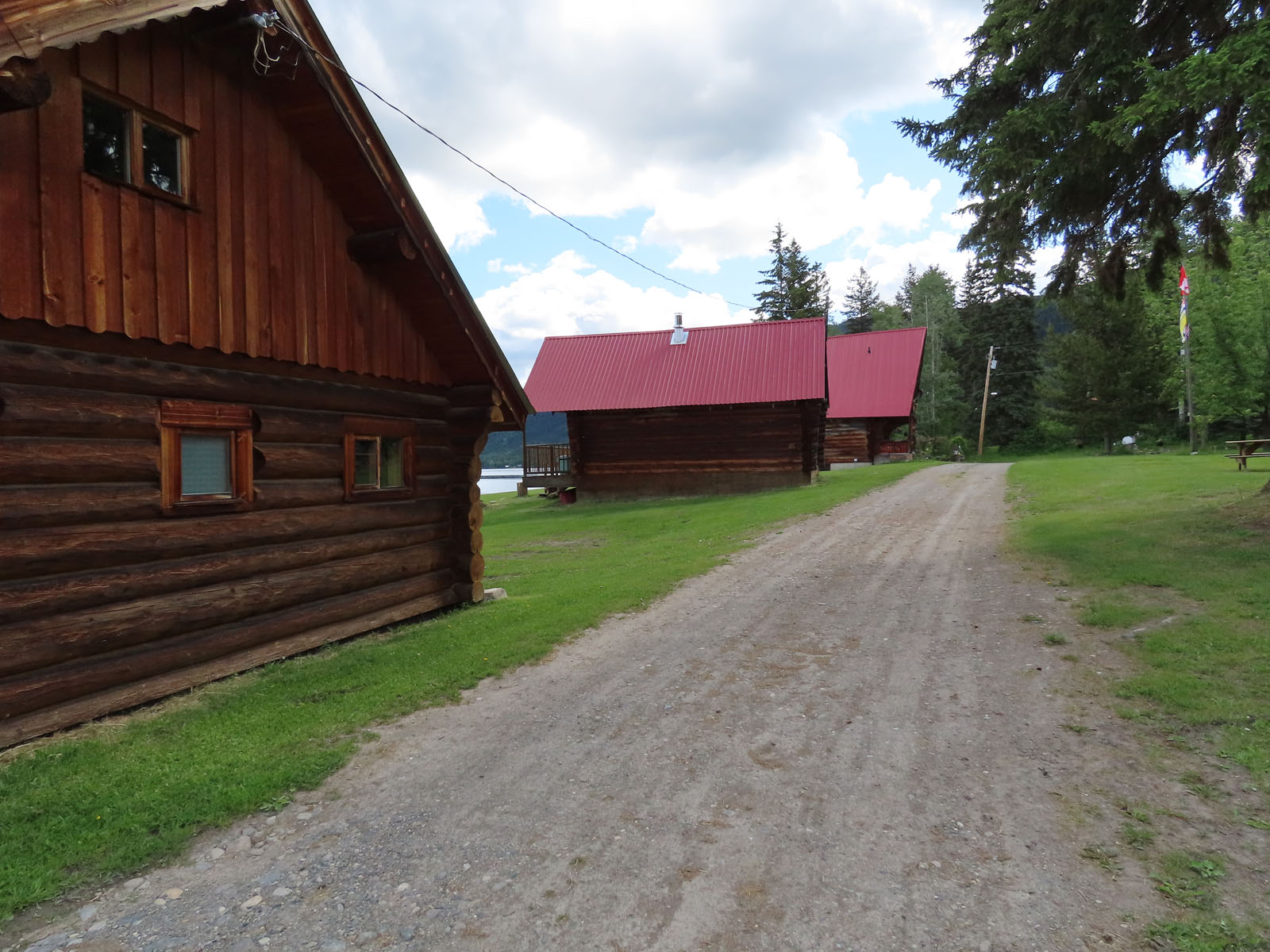 Canim lake resort 52