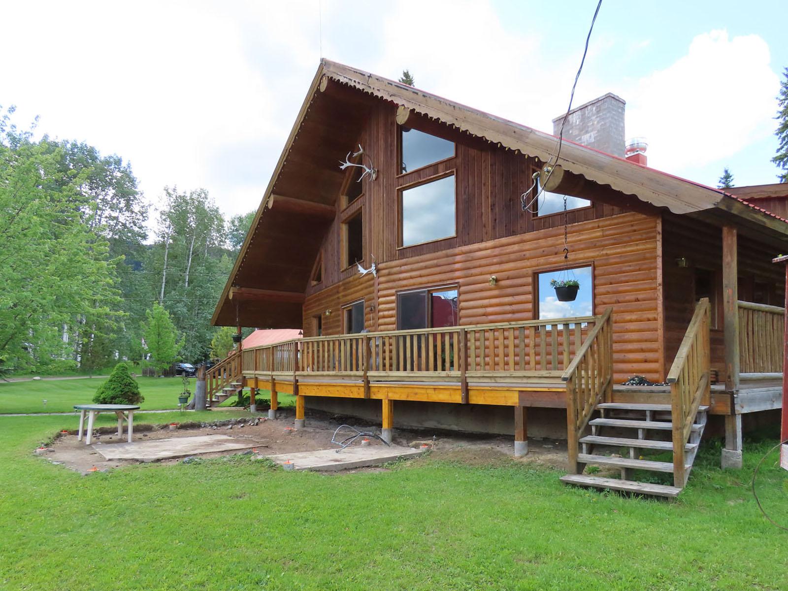 Canim lake resort 53