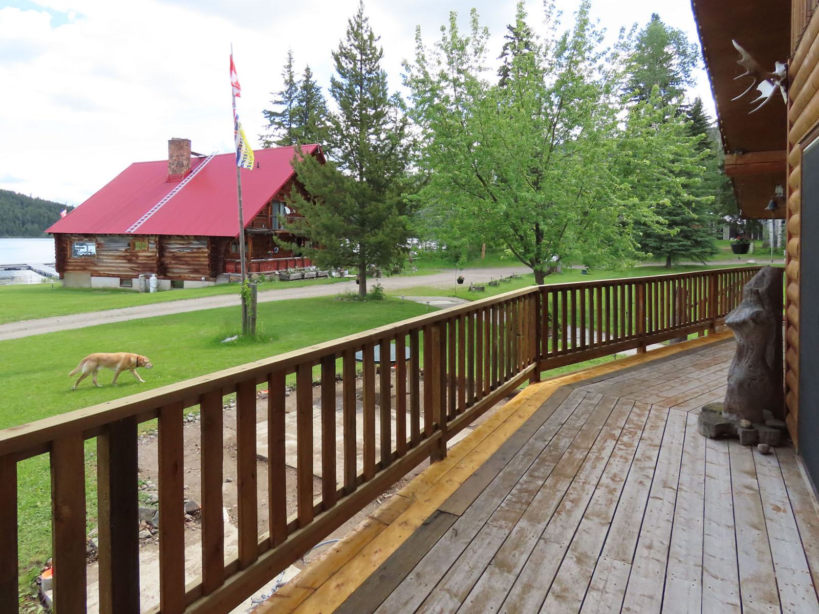 Canim lake resort 54
