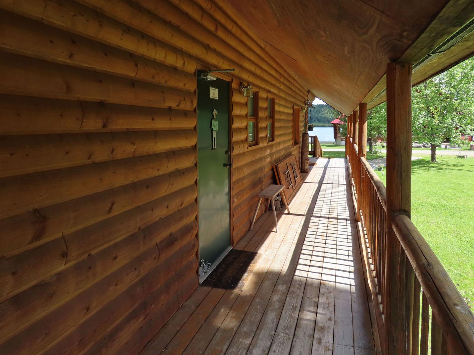 Canim lake resort 58