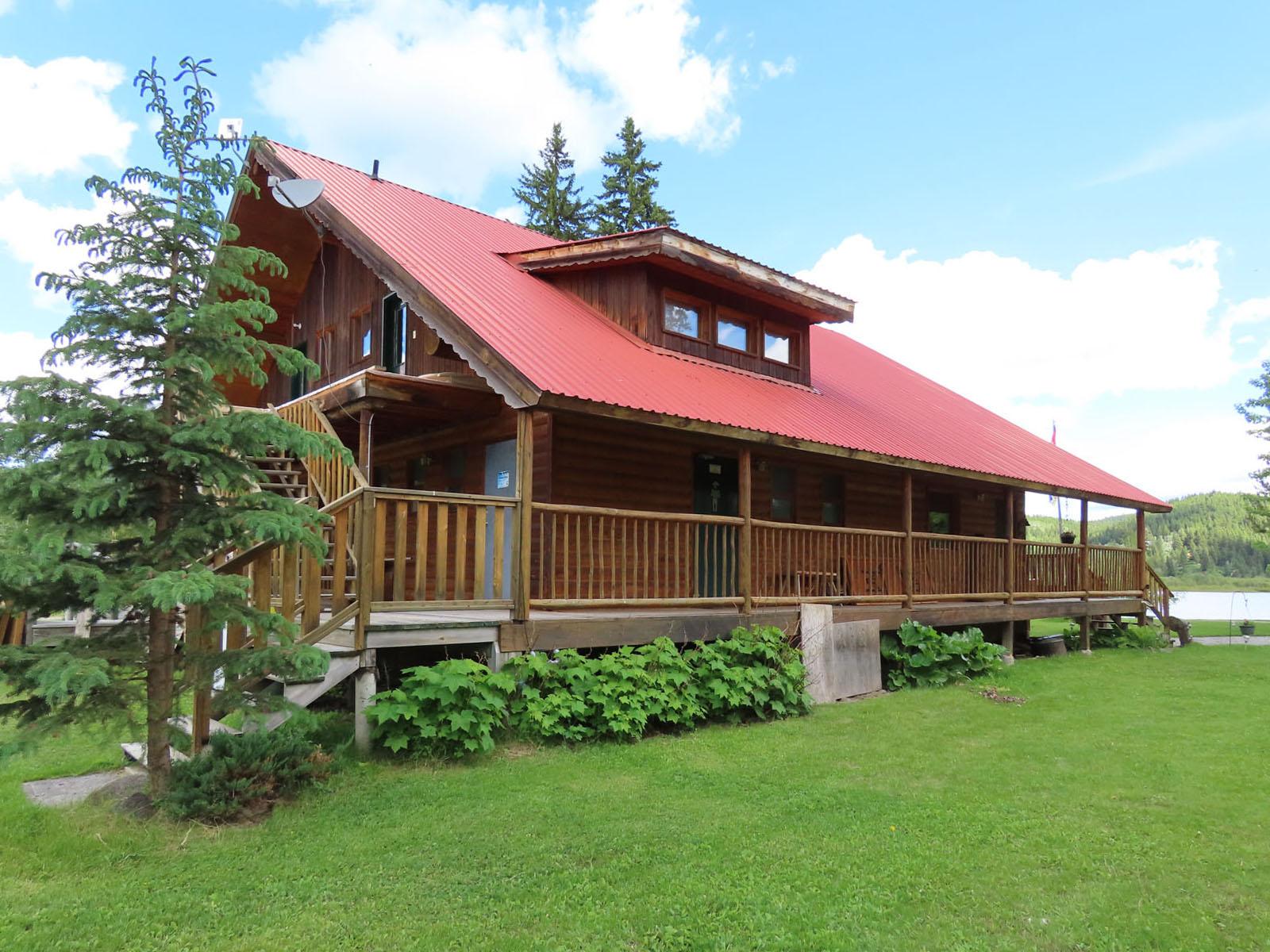 Canim lake resort 60