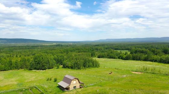 Thumb lone prairie country home 19