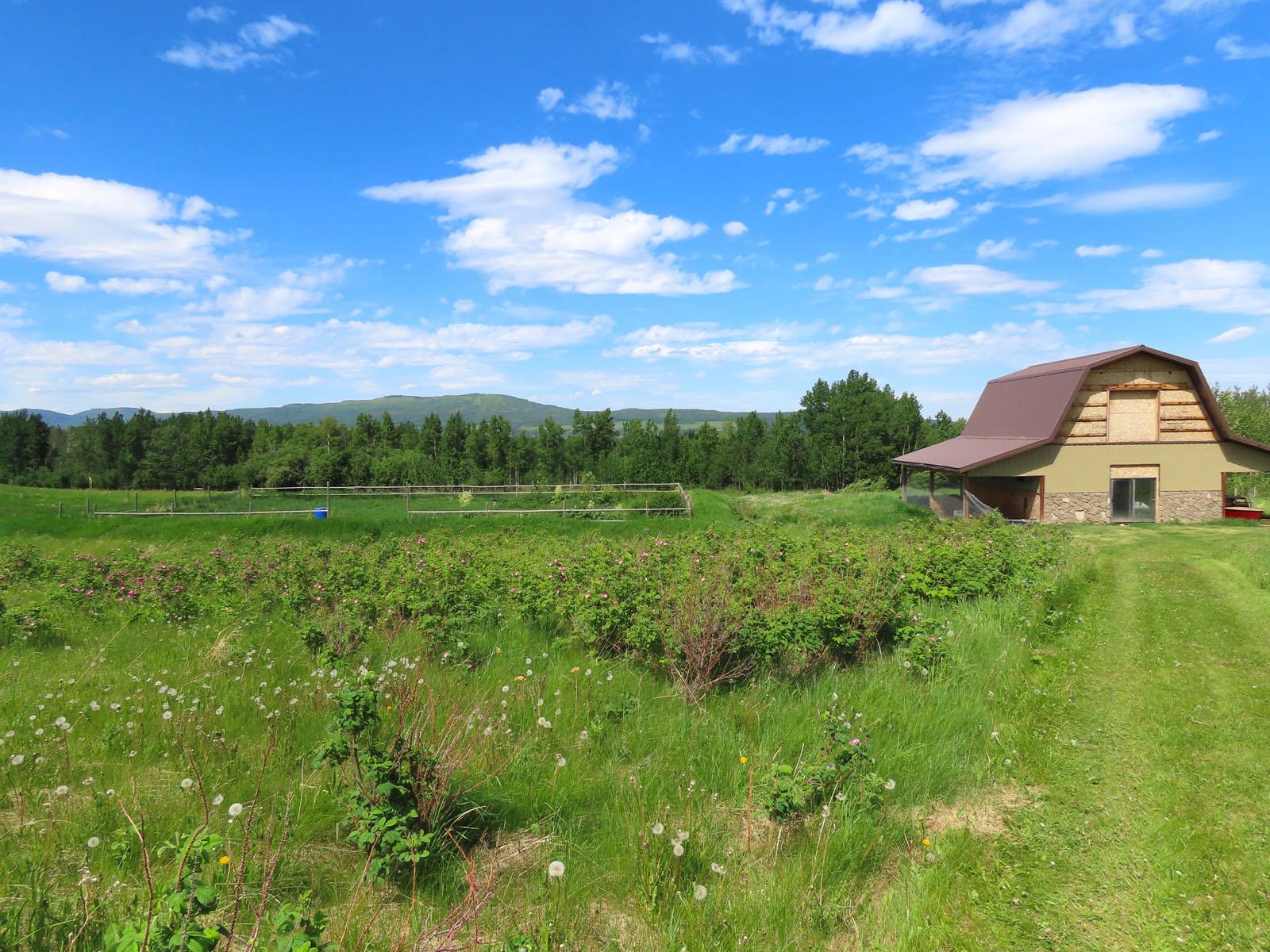 Lone prairie country home 87