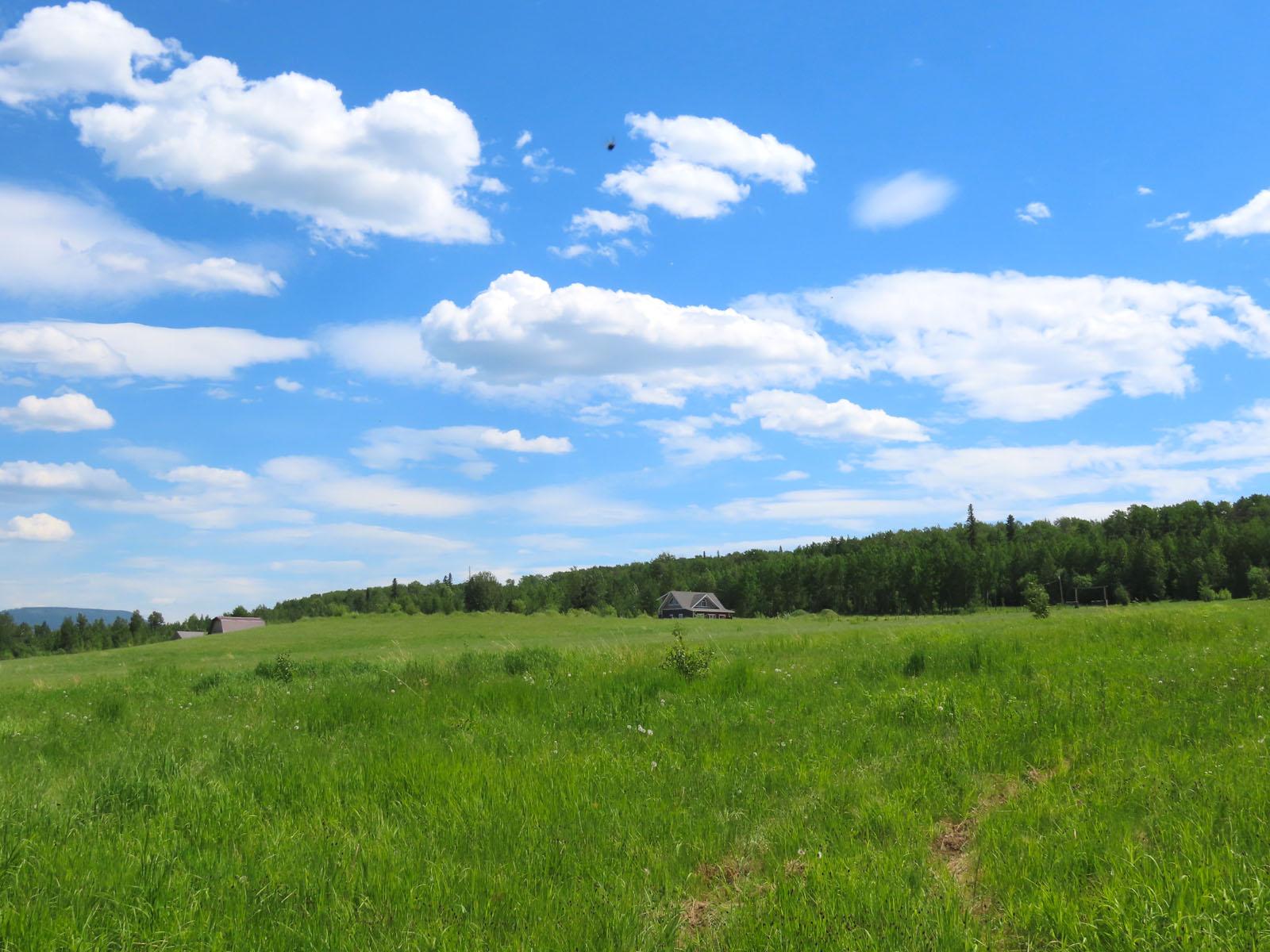 Lone prairie country home 98