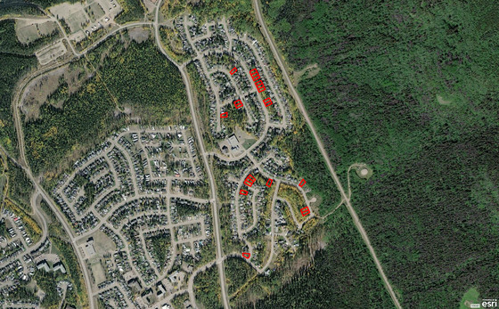 Super Affordable Recreational Lots - Tumbler Ridge, BC