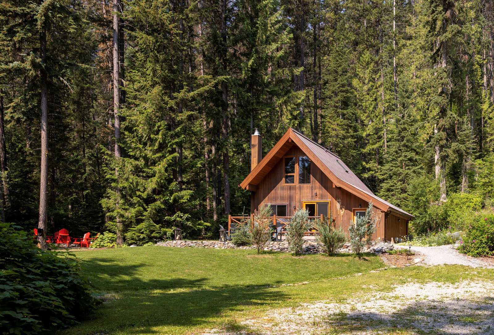 Mount robson log home 02