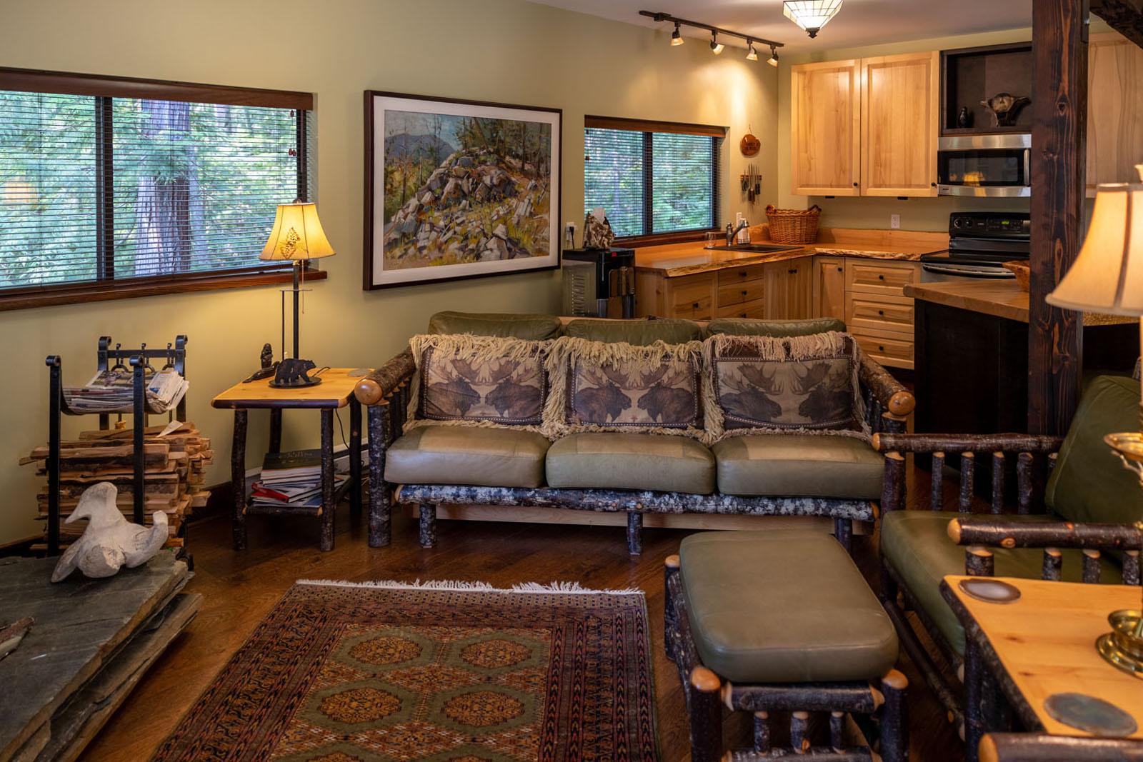 Mount robson log home 05