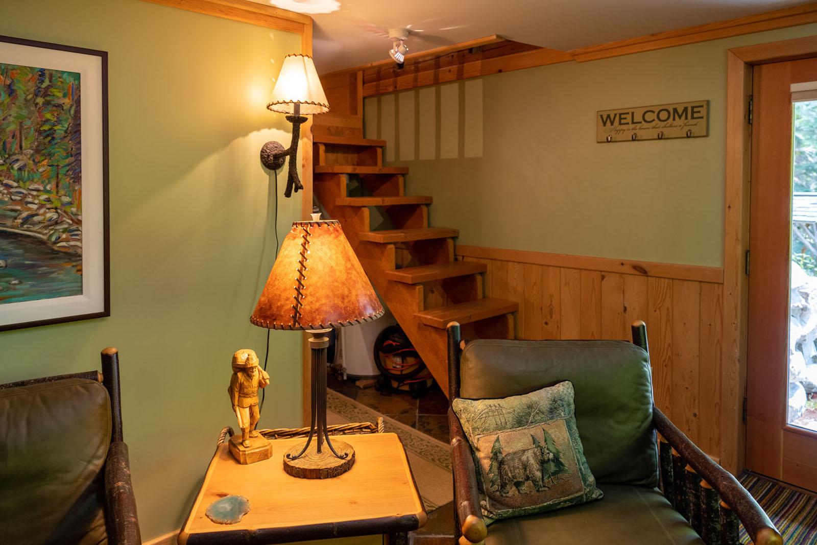 Mount robson log home 13