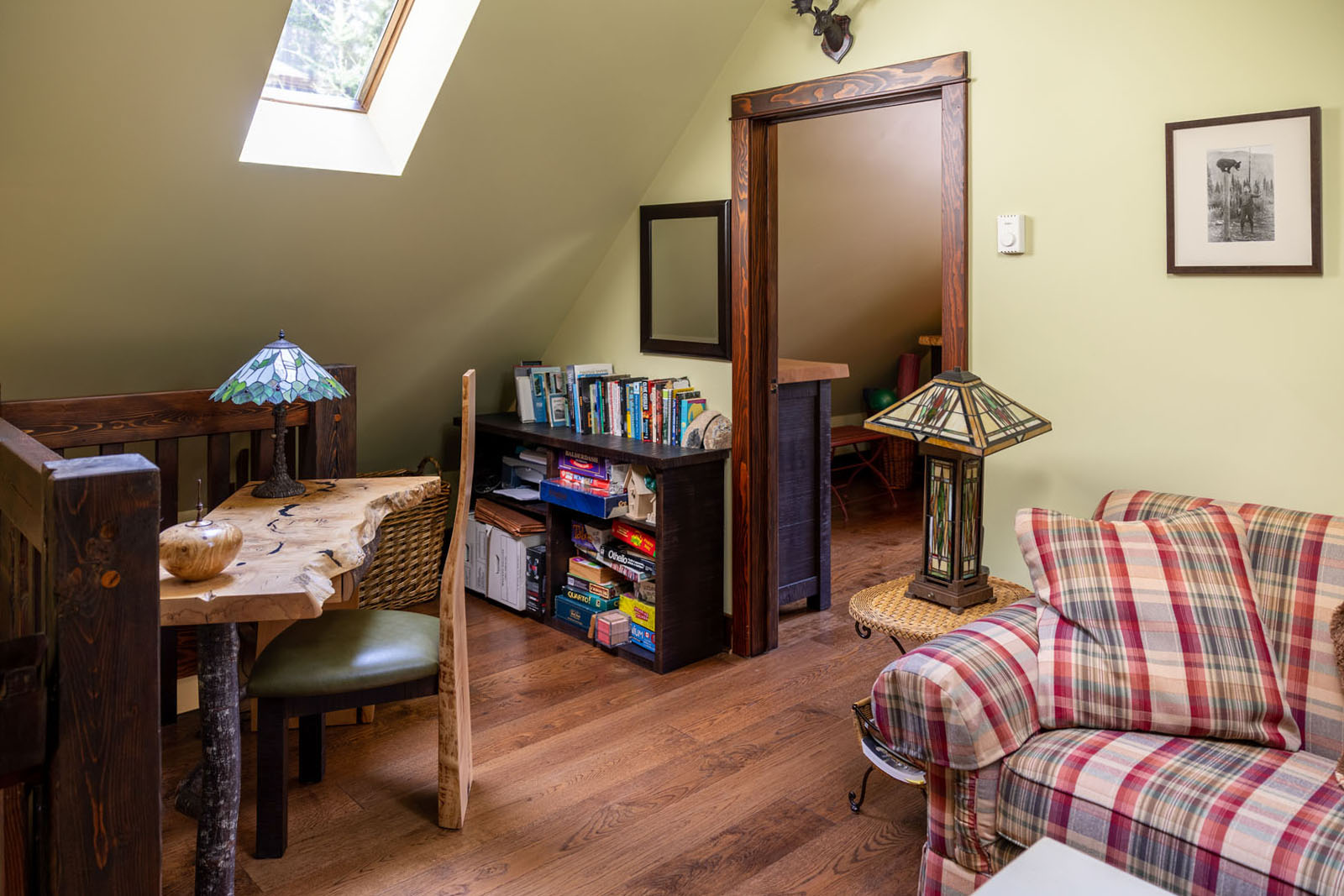 Mount robson log home 18
