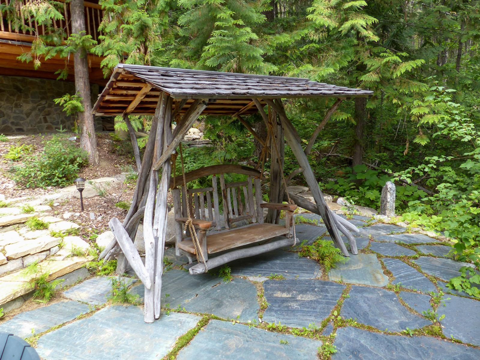 Mount robson log home 22