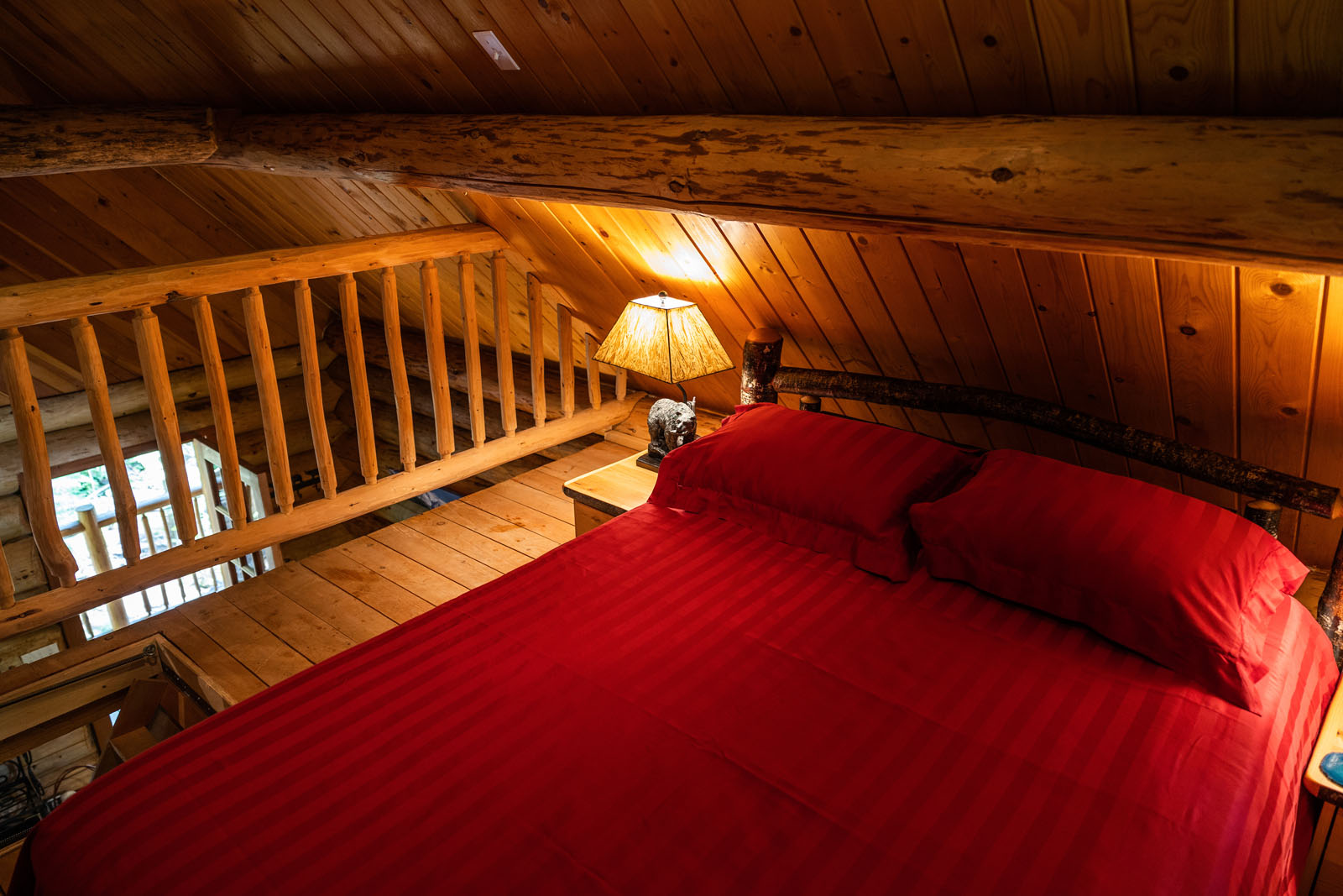 Mount robson log home 30