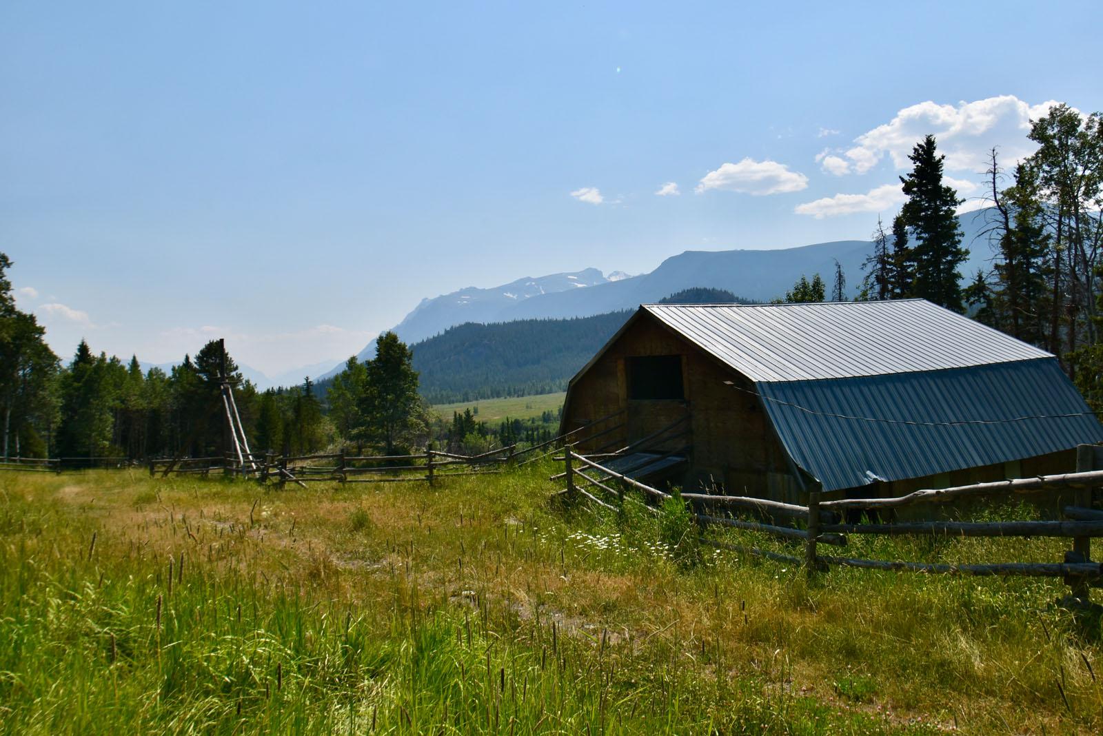 Nuit trails ranch 24