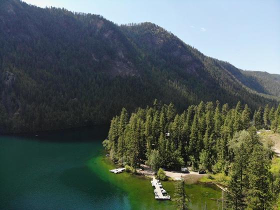 Echo Lake Resort Cabins & Campground - North Okanagan, BC