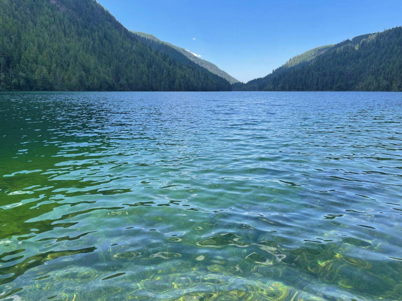 Echo lake resort 08
